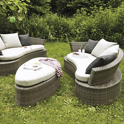 Acamp Gartenmöbel Hochwertig Langlebig Elegantes Design