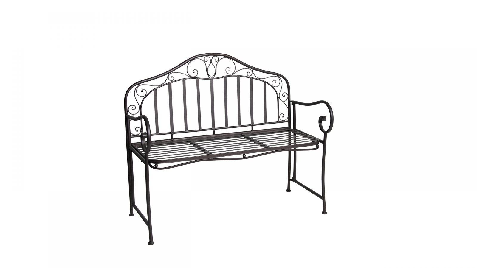 neueste gartenbank metall geflecht konzept garten design ideen. Black Bedroom Furniture Sets. Home Design Ideas