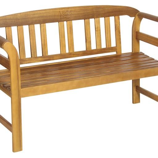 Gartenbank Holz – batam 3er