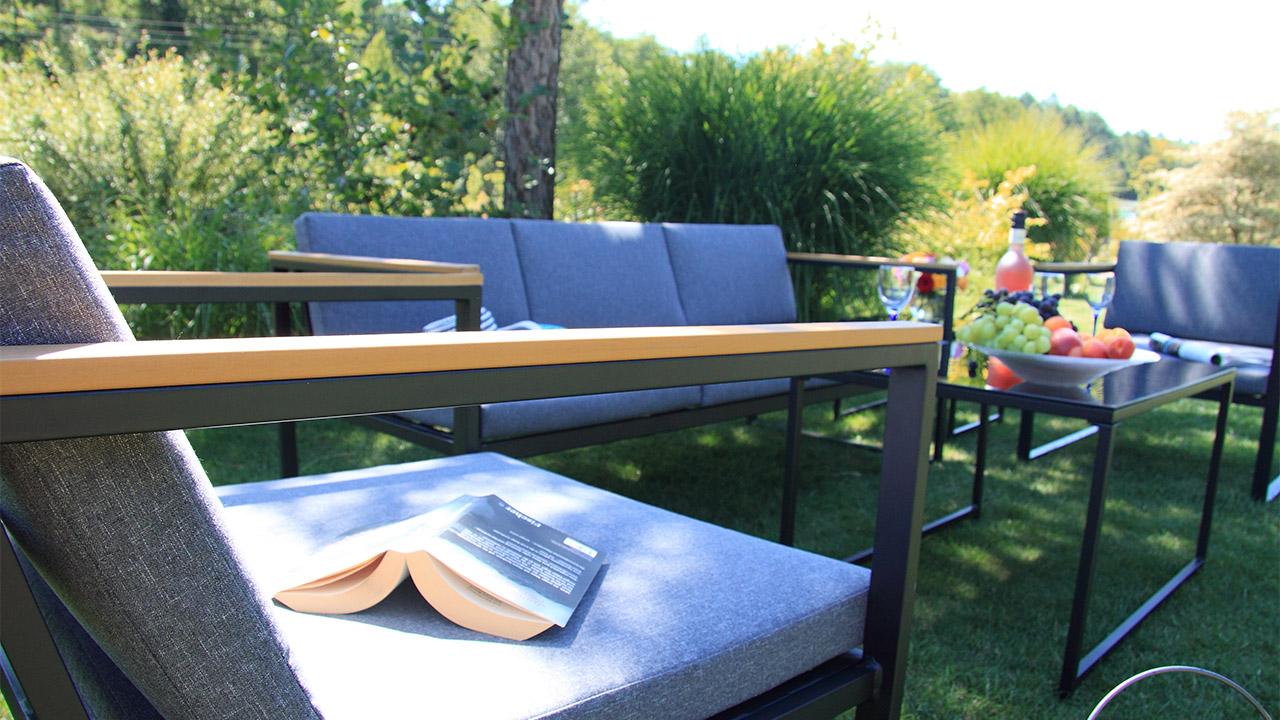 Dining Lounge Set space 5-teilig