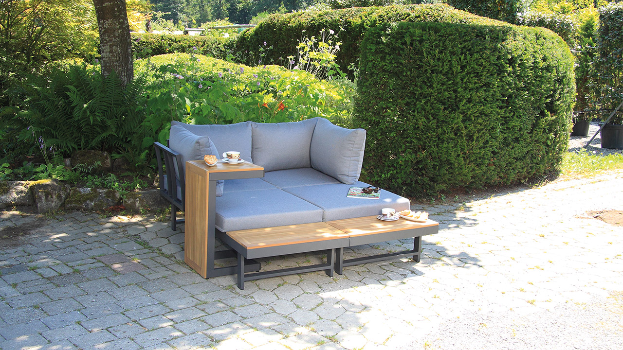 shadow Lounge Set 3-teilig